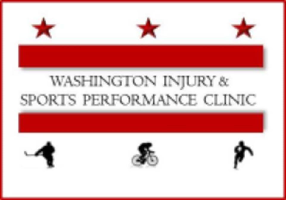 Washington Injury and Sports Performance Clinic logo
