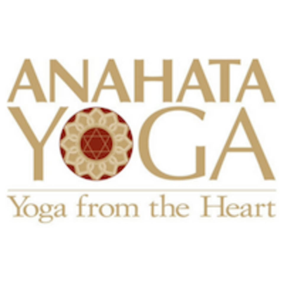 Anahata Yoga - Yoga from the Heart logo