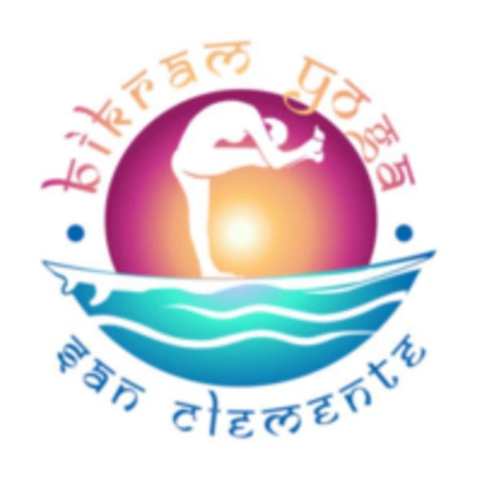 Bikram Yoga  logo
