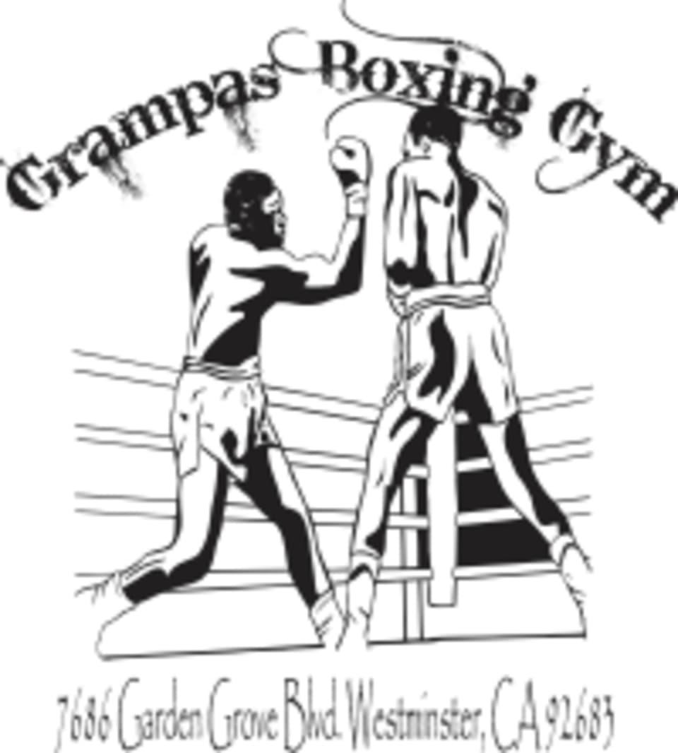 Grampas Boxing Gym logo