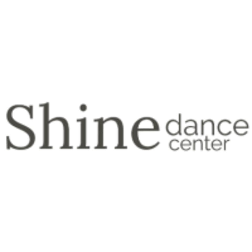 Shine Dance Center logo