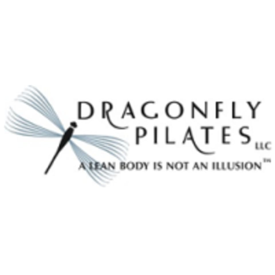 Dragonfly Pilates logo