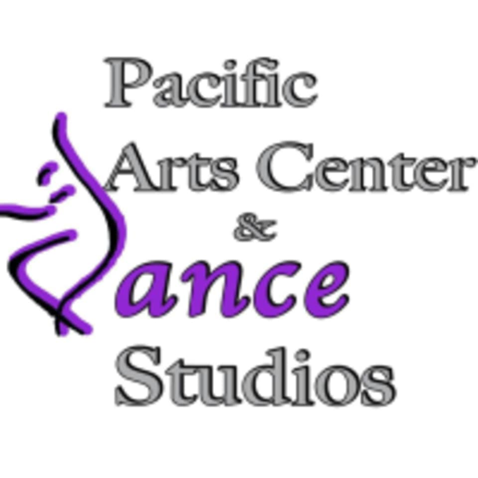 Pacific Arts Center and Dance Studio logo