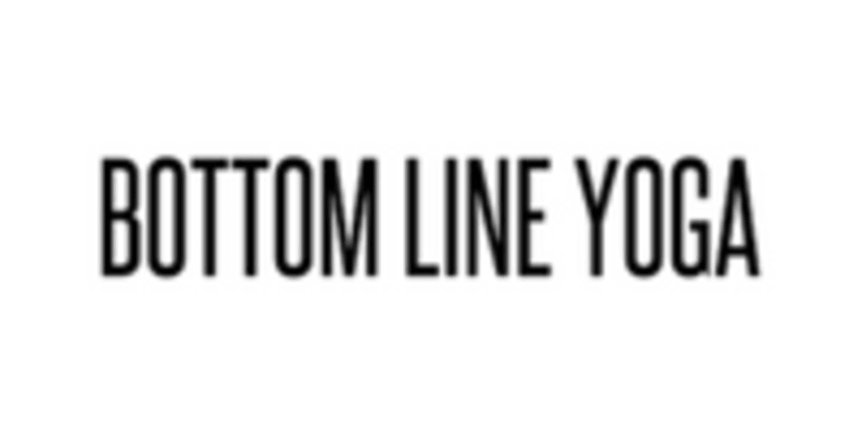 Bottom Line Yoga logo