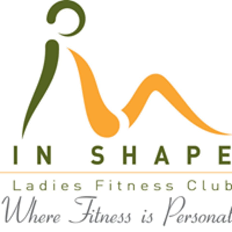 In Shape Ladies Fitness Club logo