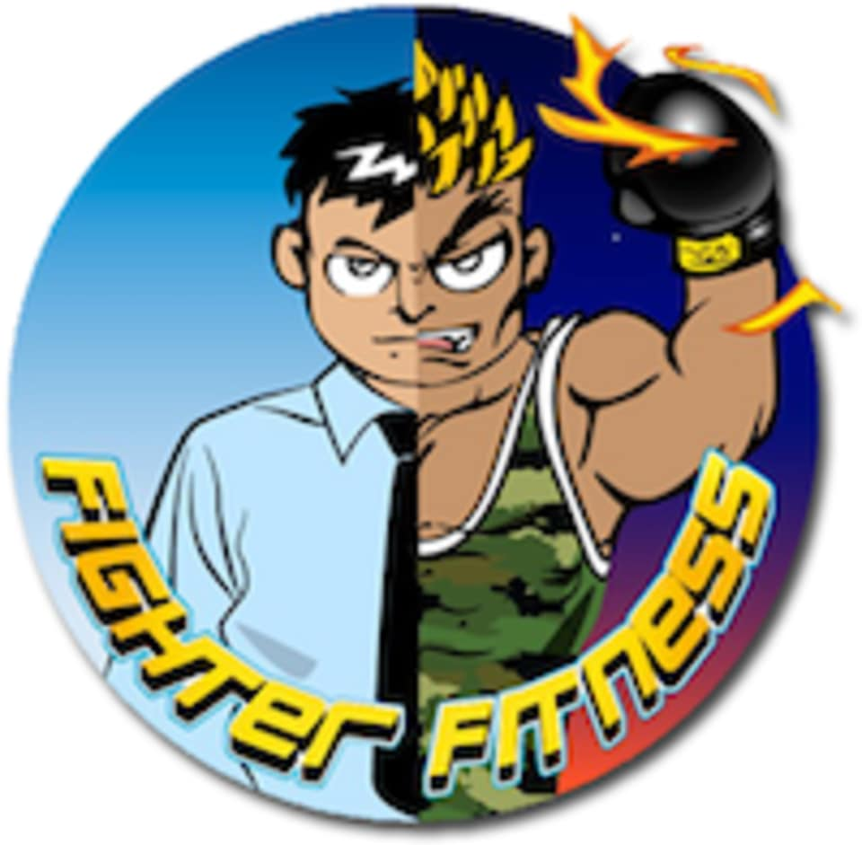 Fighter Fitness Singapore logo