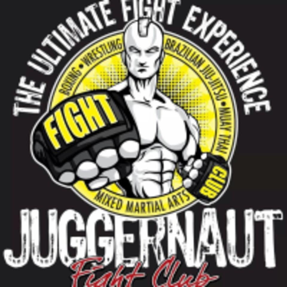 Juggernaut Fight Club logo