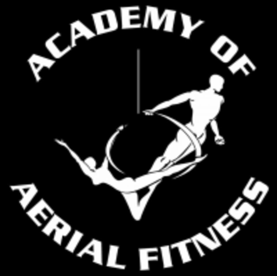 Academy of Aerial Fitness logo