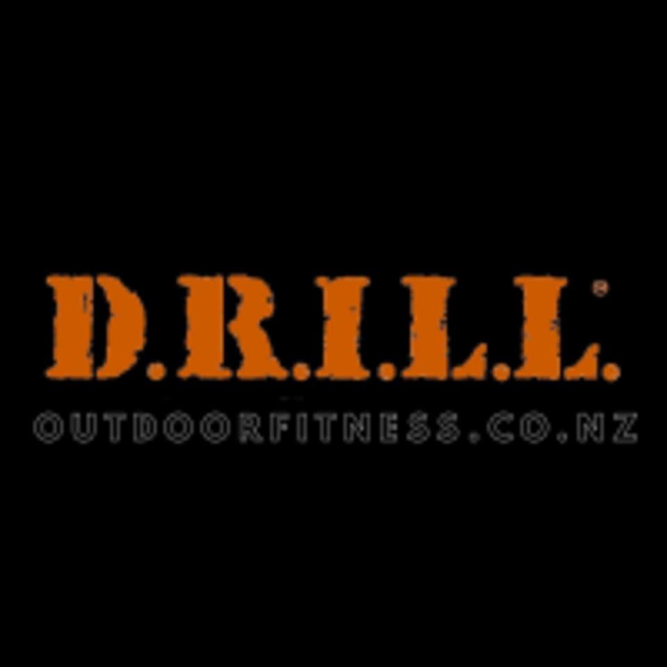 DRILL Bootcamp logo