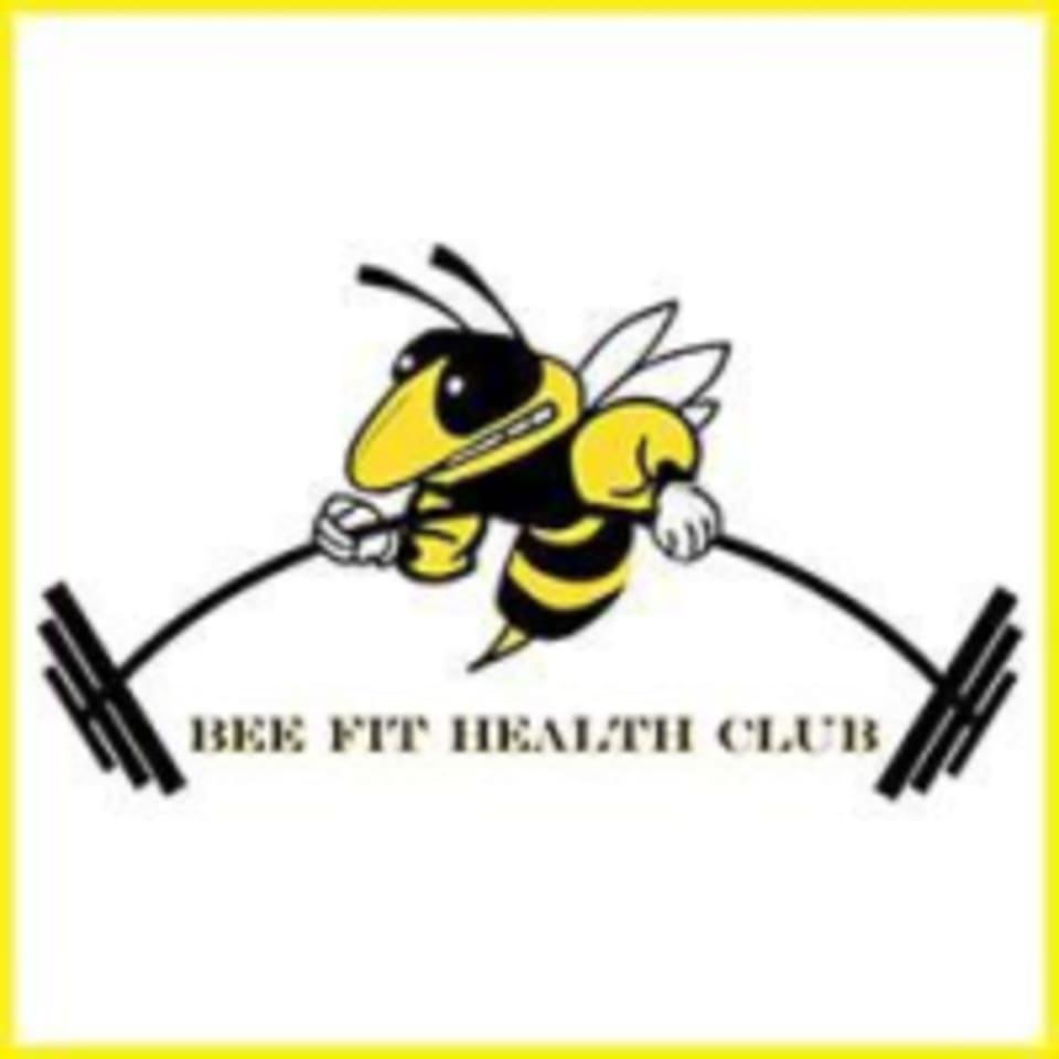 Bee Fit Health Club logo
