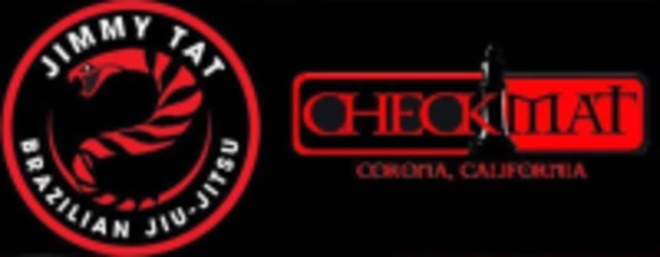Checkmat Corona Brazilian Jiu Jitsu logo