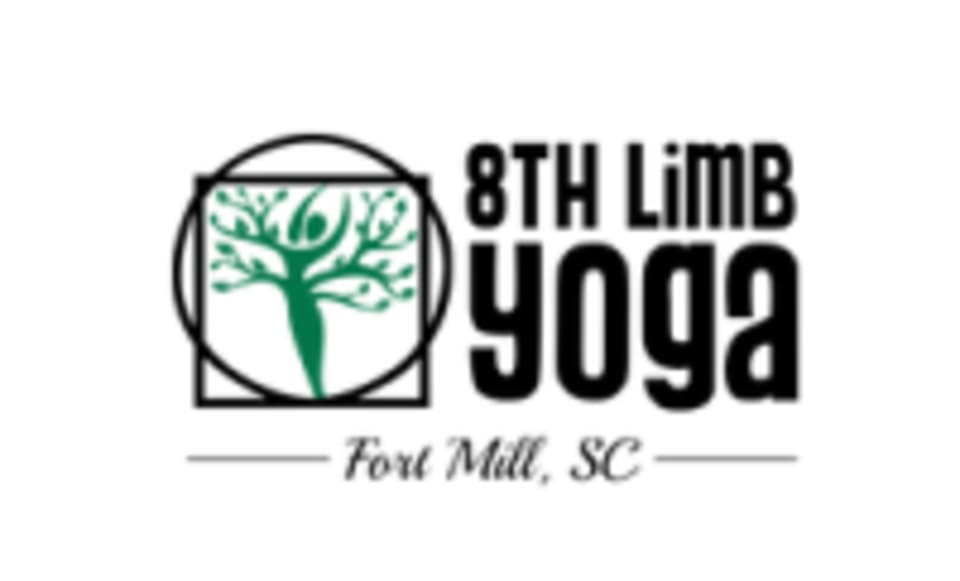 8th Limb Yoga  logo