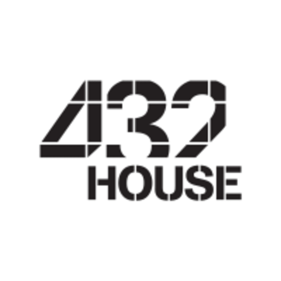 432 House logo