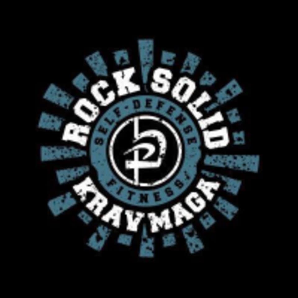 Rock Solid Krav Maga logo