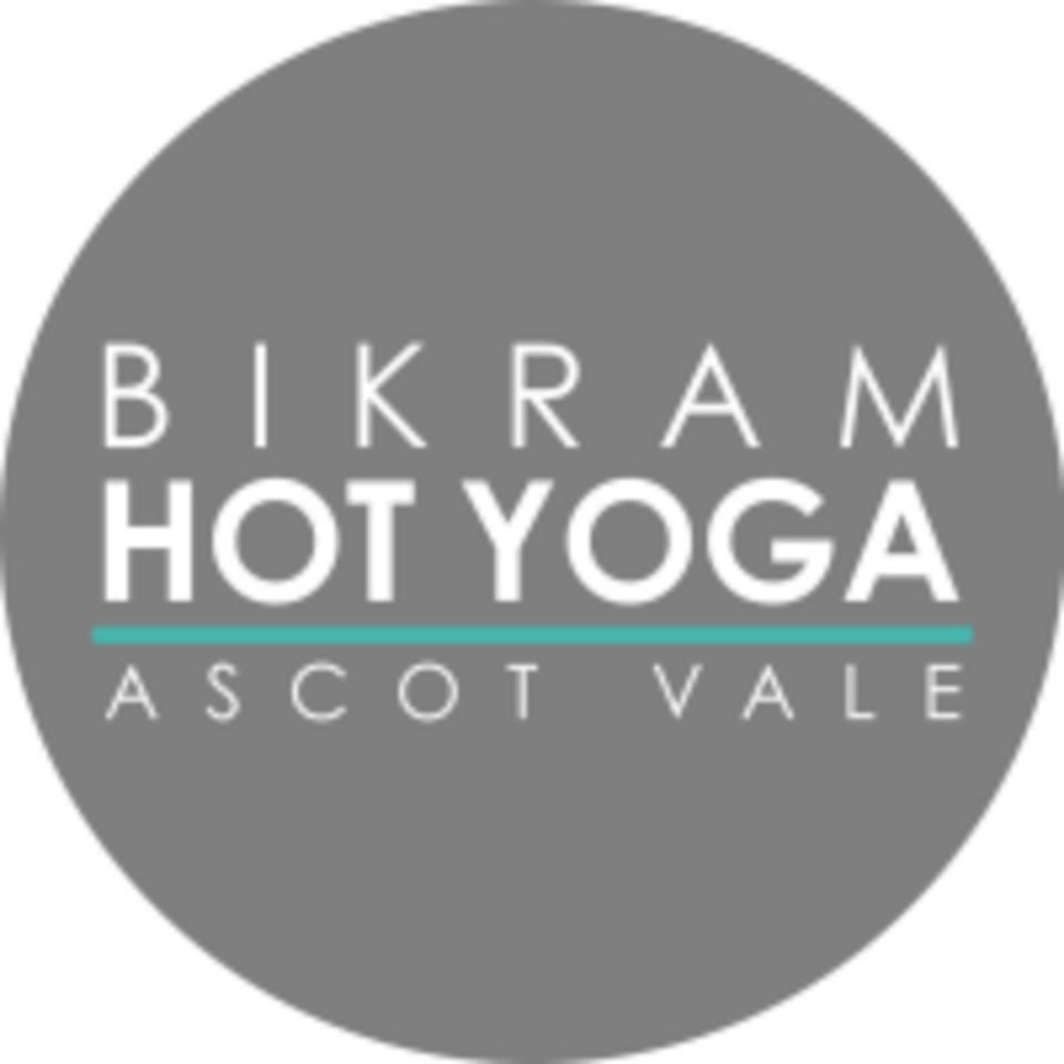 Bikram Yoga Ascot Vale logo