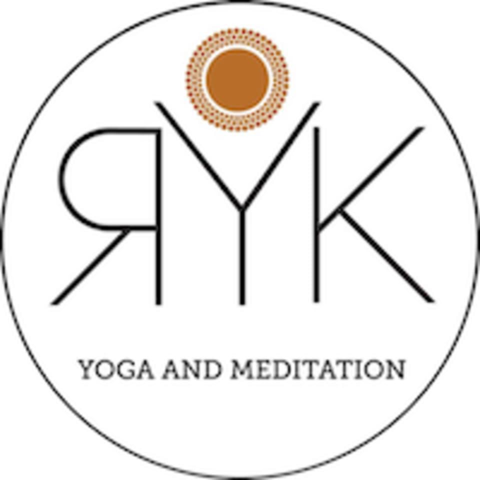 RYK Yoga and Meditation Center logo