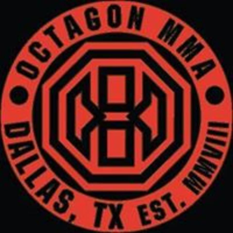 Octagon MMA logo