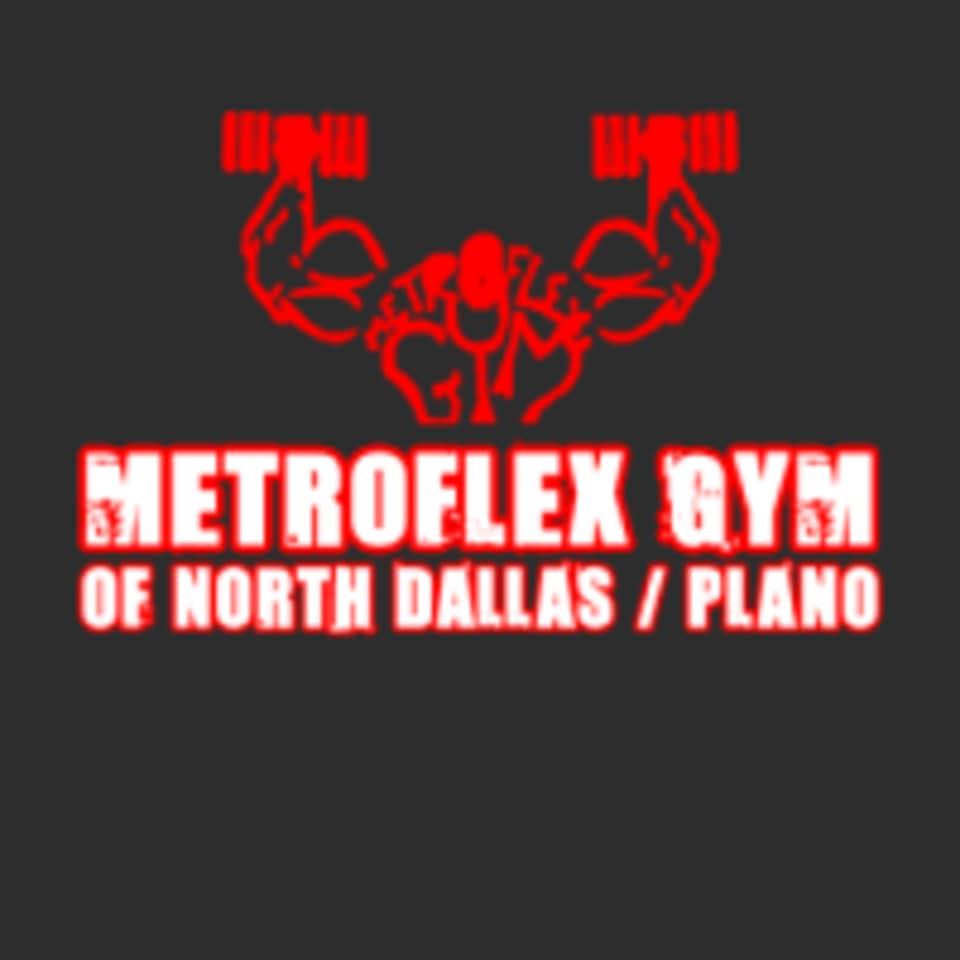 Metroflex Gym  logo
