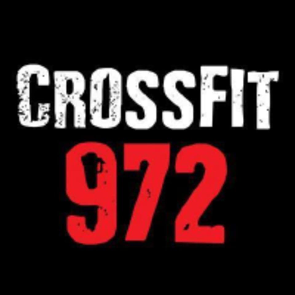 CrossFit 972 logo