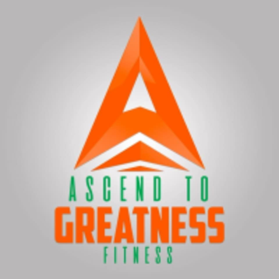 Ascend to Greatness Fitness logo