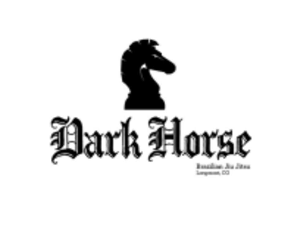 Dark Horse Brazilian Jiu Jitsu logo