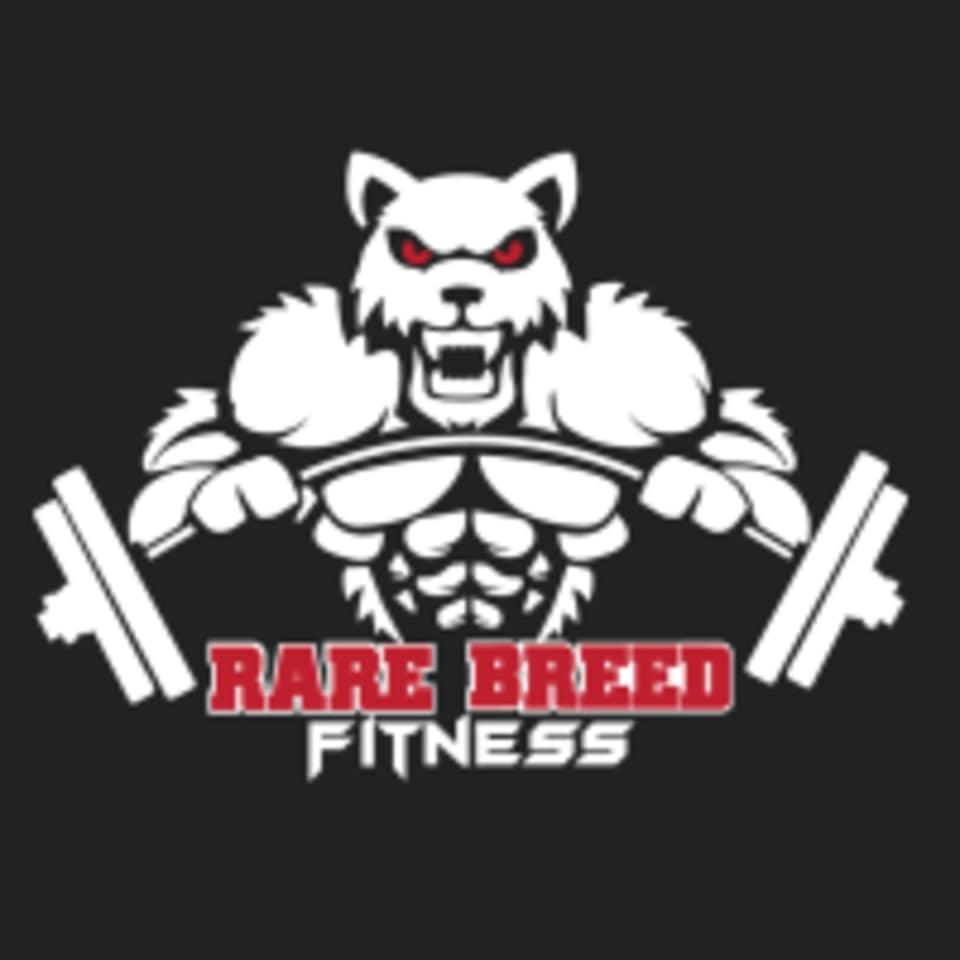 Rare Breed Fitness logo