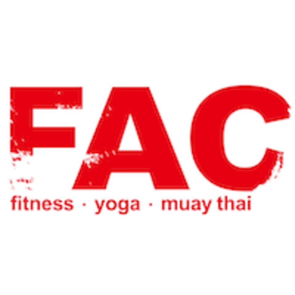 Fighting Arts Center (FAC) logo