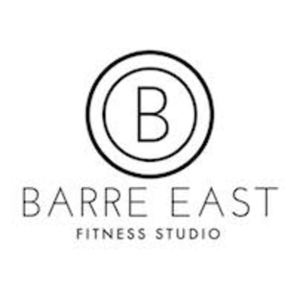 Barre East Fitness Studio logo