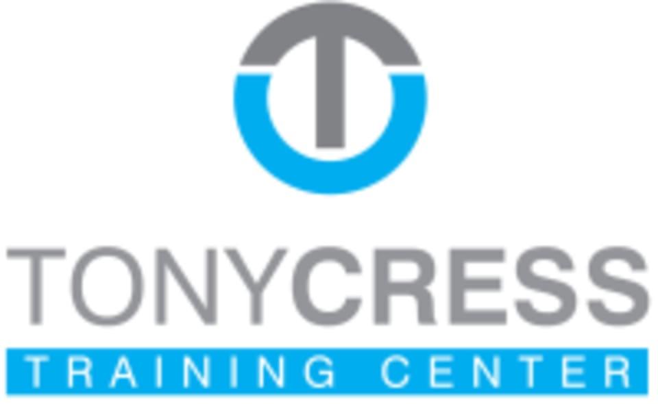 Tony Cress Training Center logo