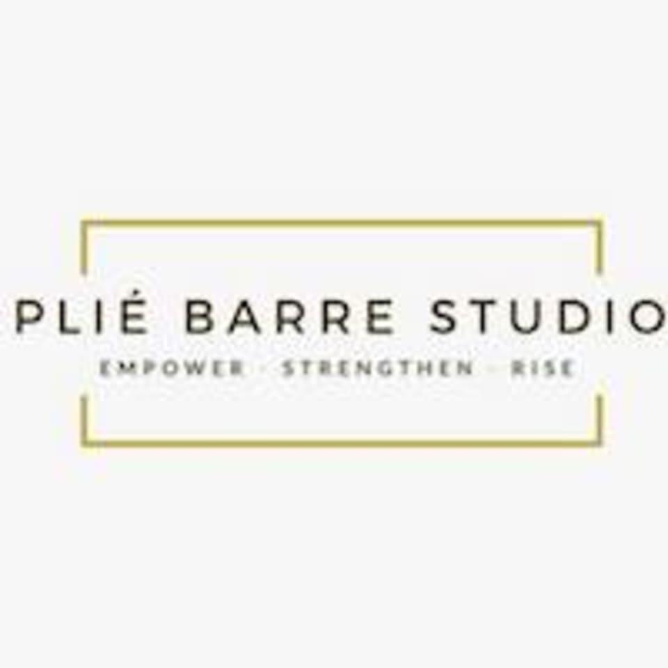 Plié Barre Studio logo