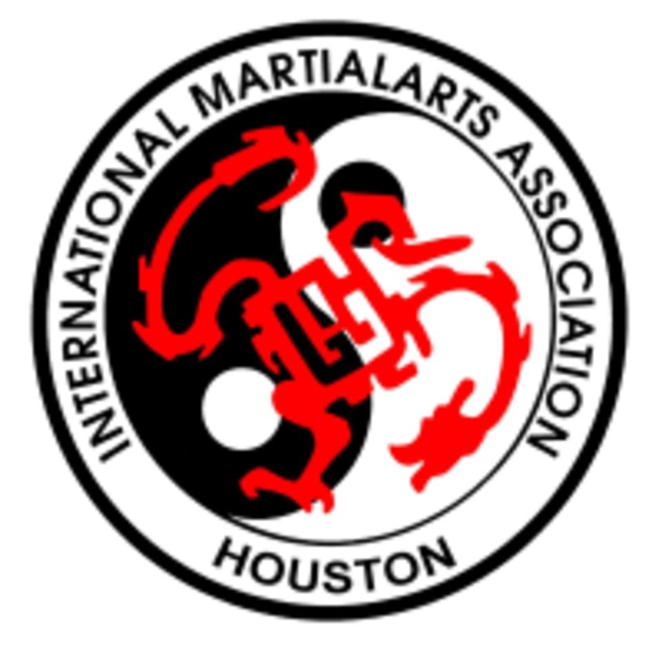 IMA Houston Karate  logo
