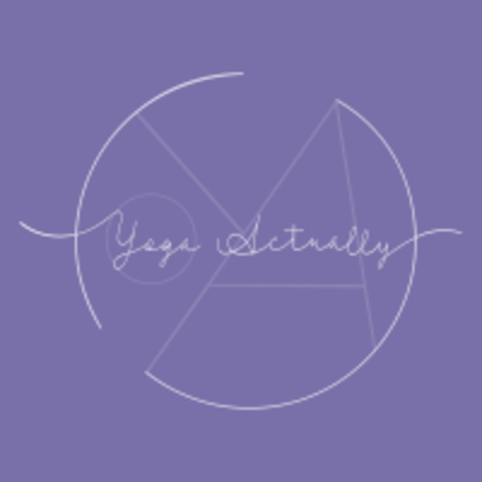 Yoga Actually logo