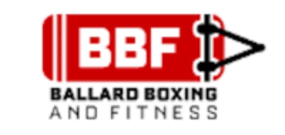 Ballard Boxing and Fitness logo