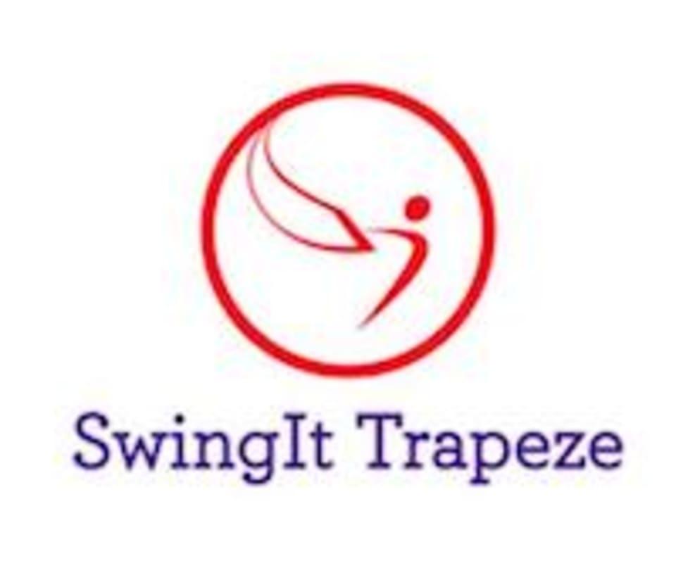 SwingIt Trapeze logo