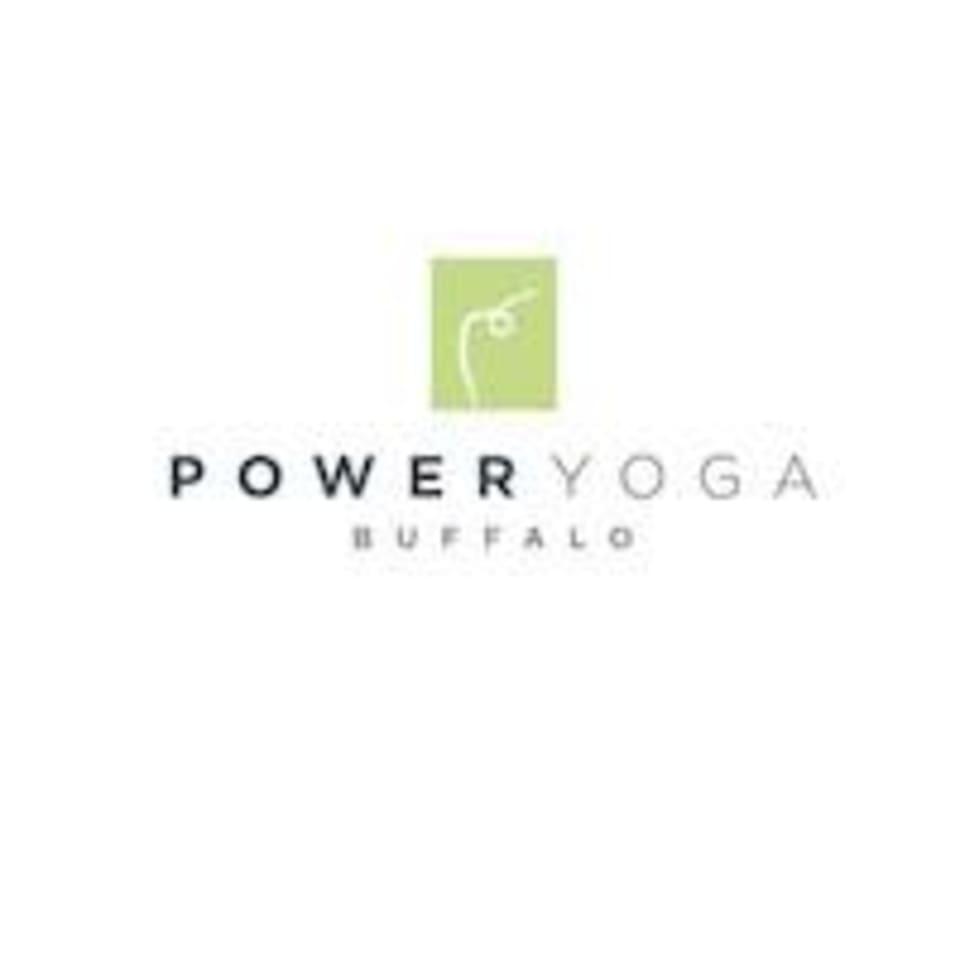 Power Yoga Buffalo - Snyder logo