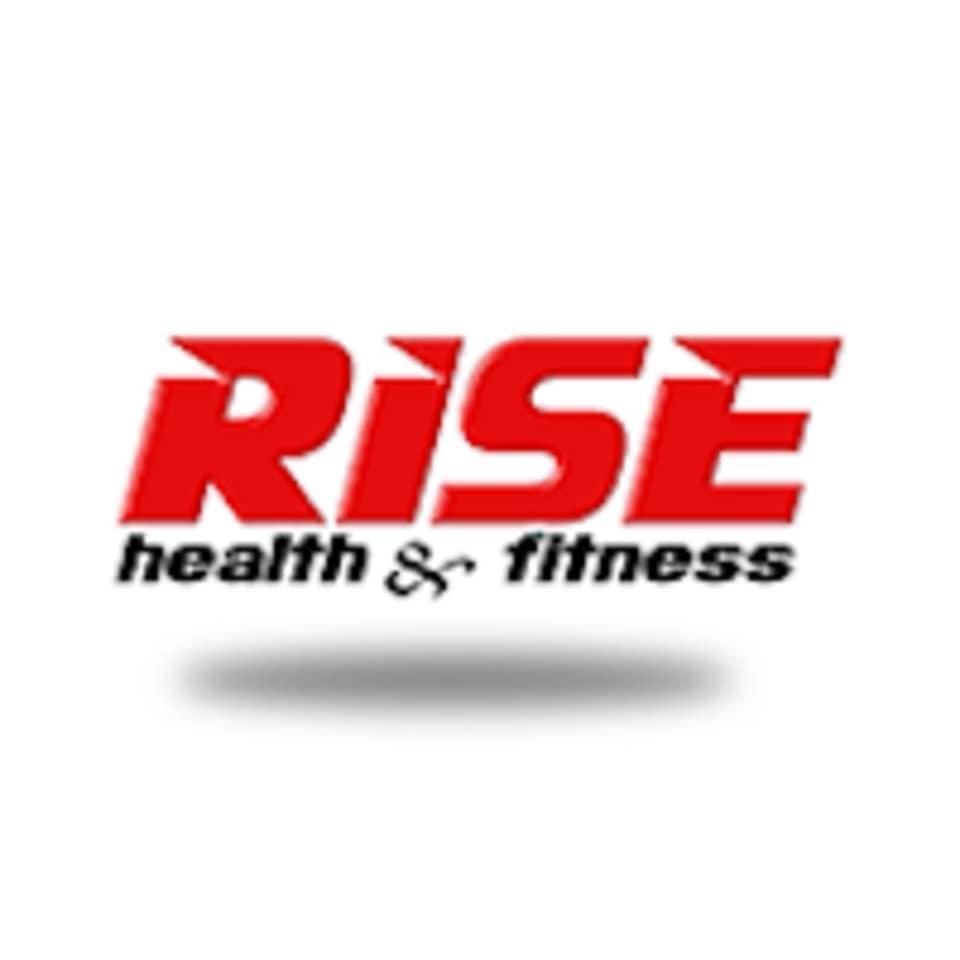 Rise Health & Fitness logo