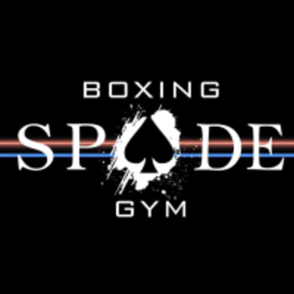 Spade Boxing Gym logo