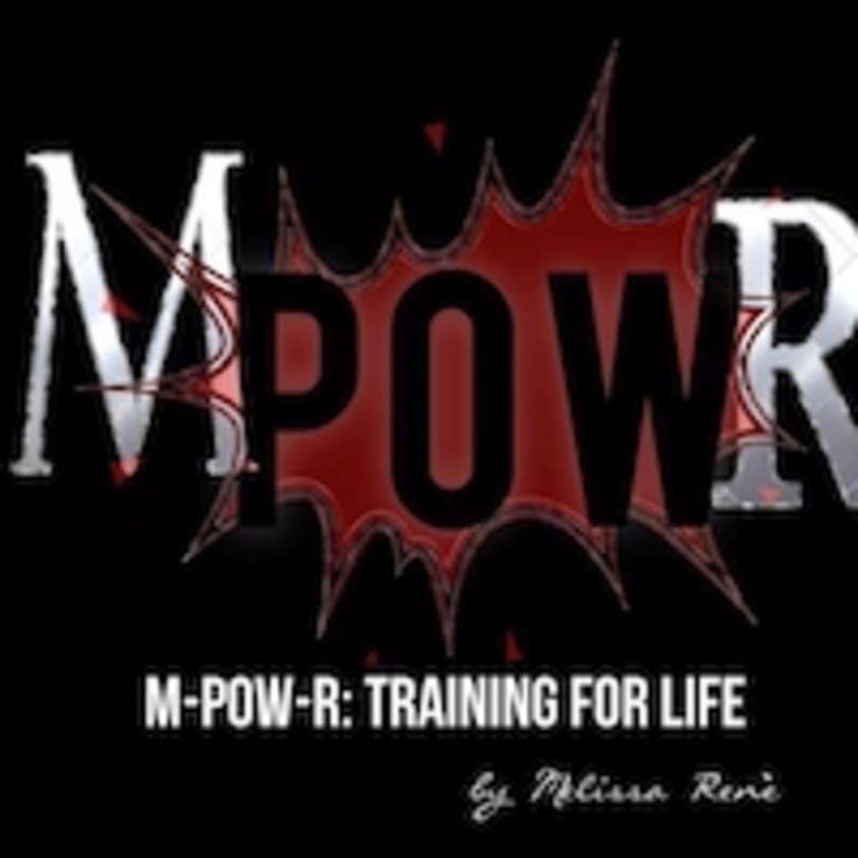 M-POW-R logo