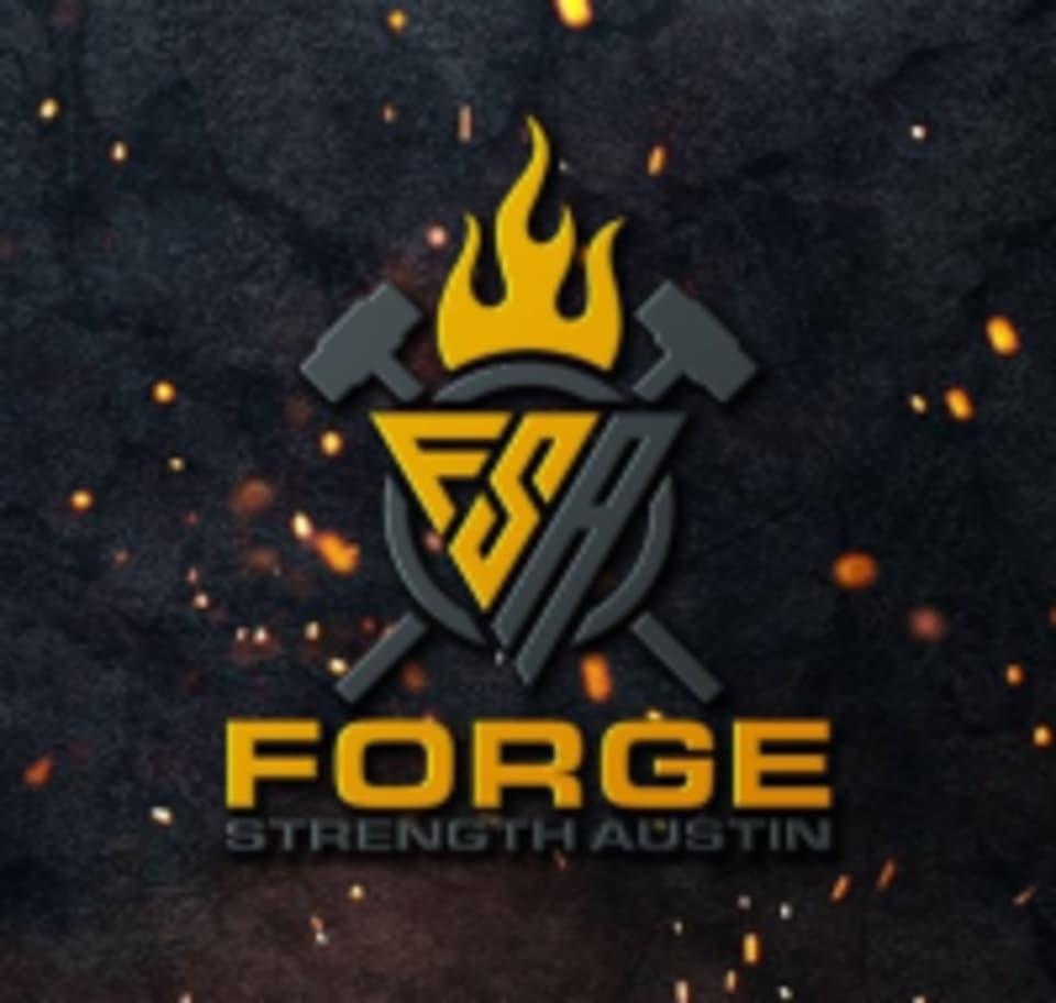 Forge Strength Austin logo
