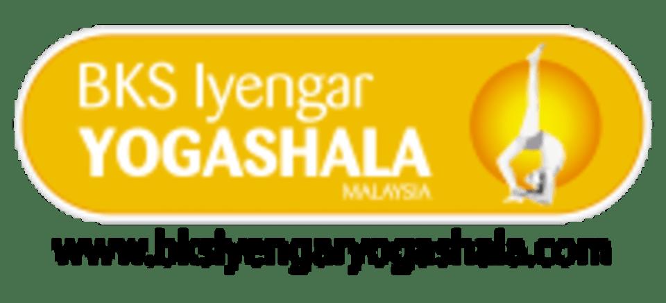 BKS Iyengar Yogashala logo