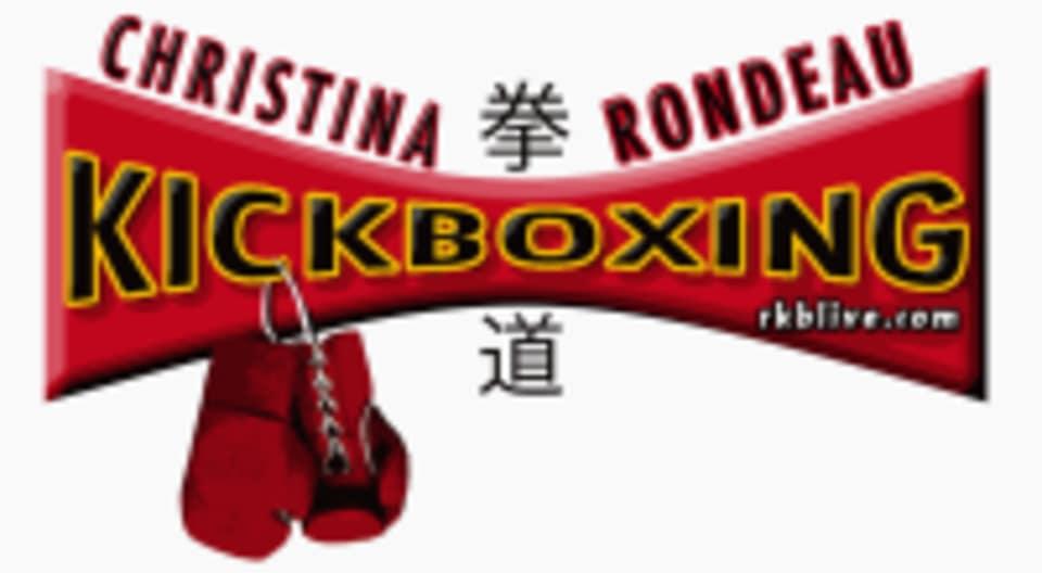 Rondeau's Kickboxing logo