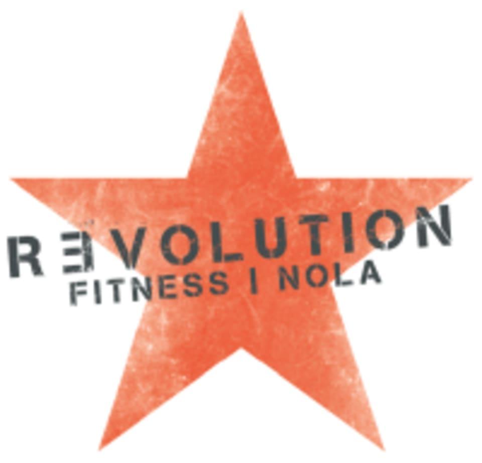 Revolution Fitness NOLA logo