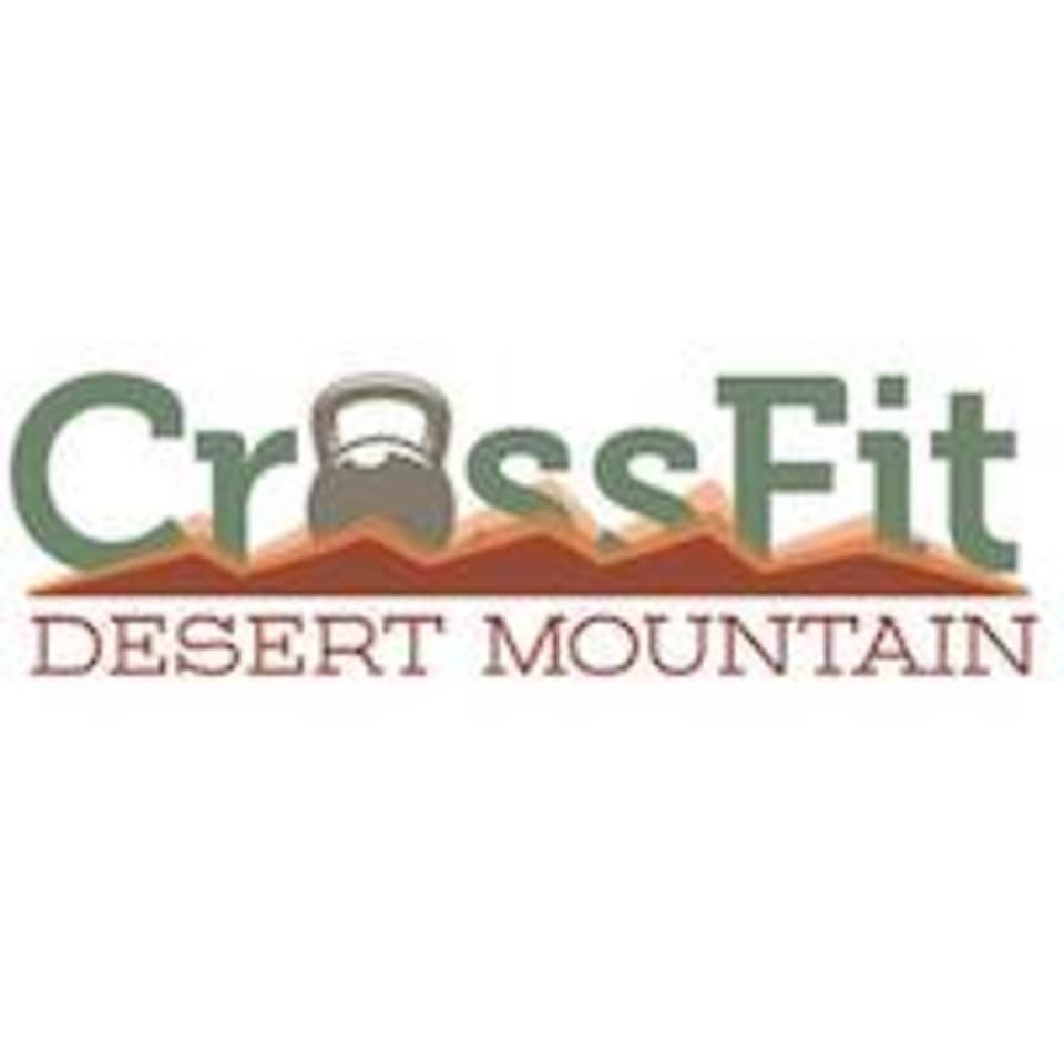 CrossFit Desert Mountain logo