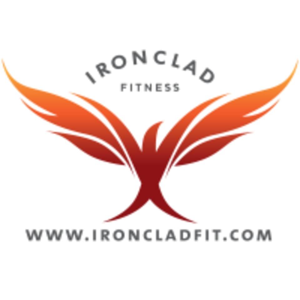 Iron Clad Fitness logo