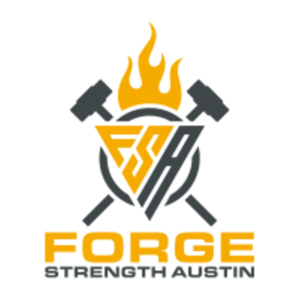 Forge Strength Austin logo