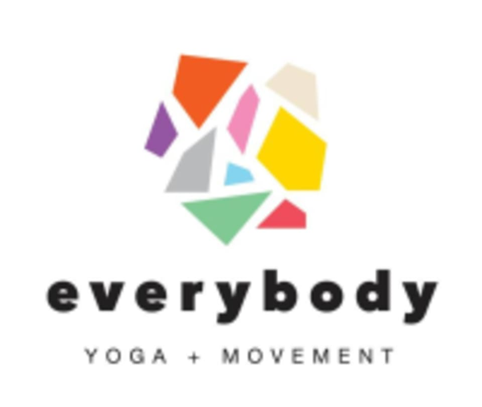 Everybody Yoga and Movement logo