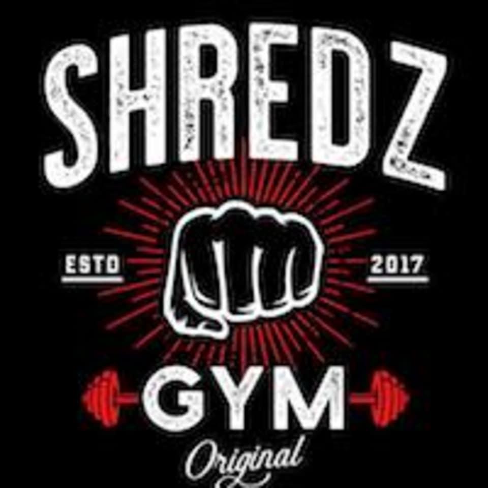ShredzGym logo