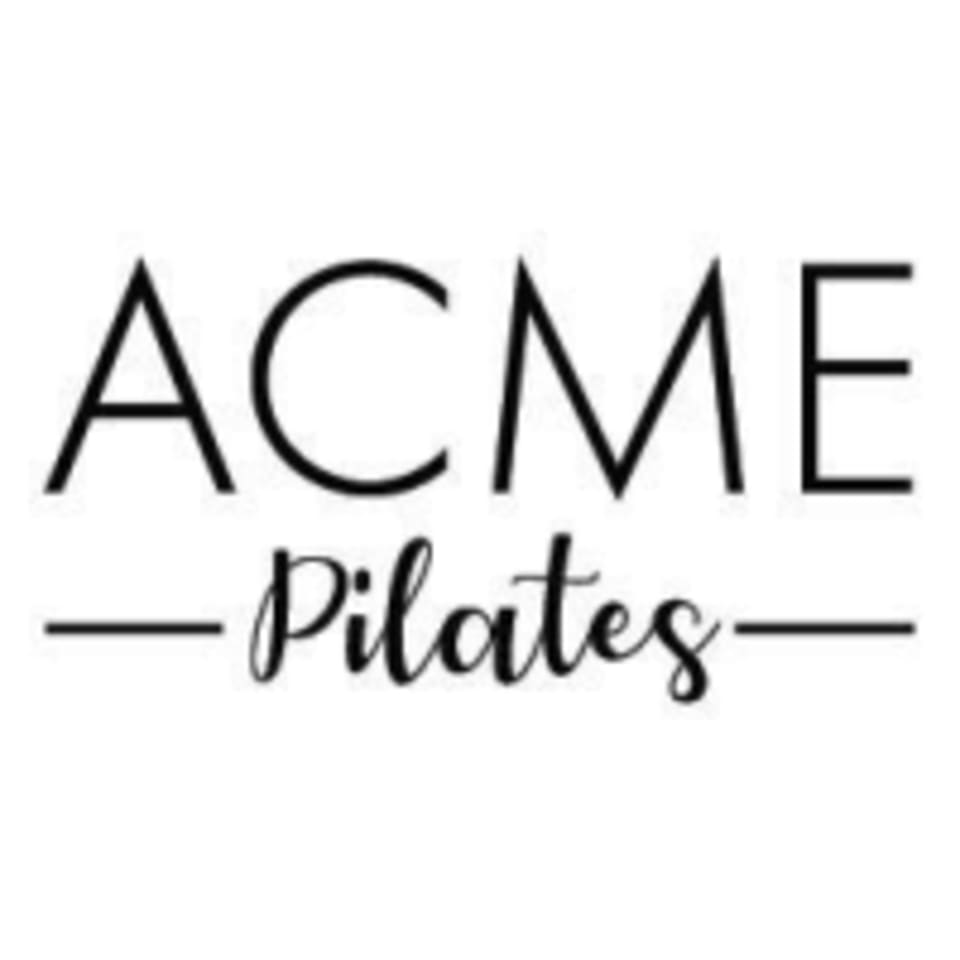 ACME Pilates  logo