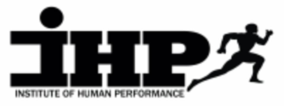 IHP: The Institute of Human Performance logo