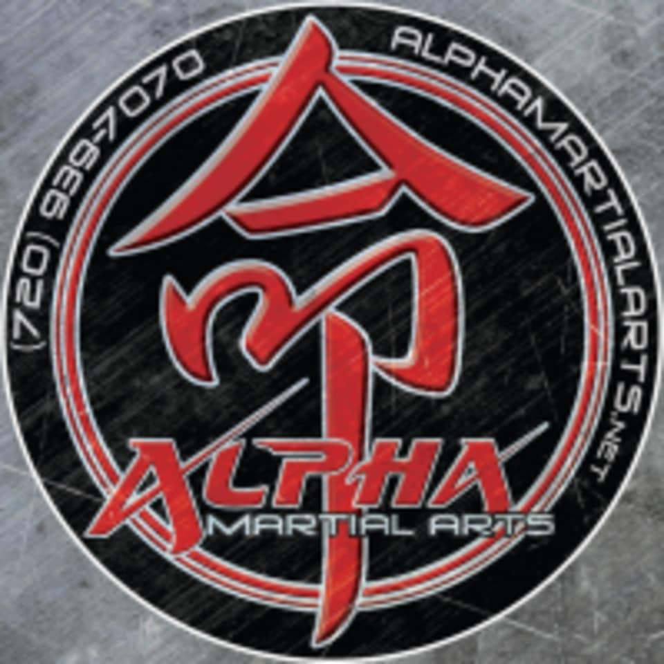 Alpha Martial Arts of Longmont logo